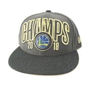 cae4f246b58 Golden State Warriors New Era 9FIFTY NBA CHAMPS